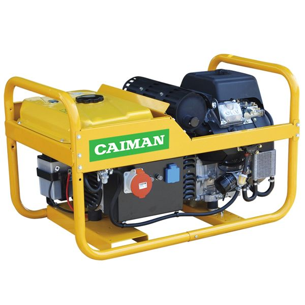 Генератор бензиновый Caiman Construction Tristar 12500XL21 DET