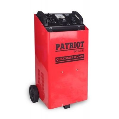 Patriot Power Quik start SCD-600