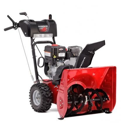 Снегоуборщик Briggs & Stratton CL 61900 R CANADIANA