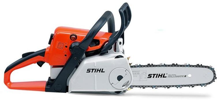 Бензопила Stihl MS 211 C-BE 14''
