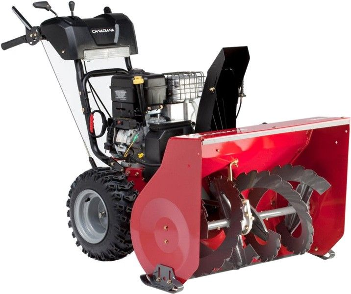 Снегоуборщик Briggs & Stratton CL 84165 S CANADIANA