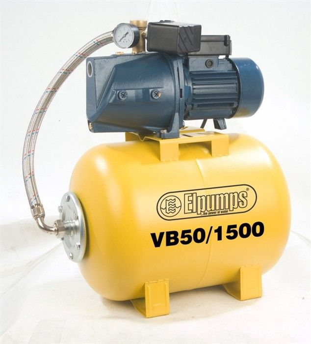 Насосная станция Elpumps VB50/1500