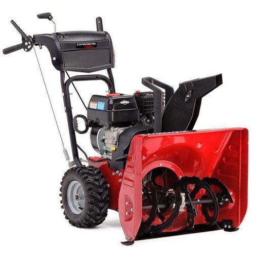Снегоуборщик Briggs & Stratton CL 61750 R CANADIANA