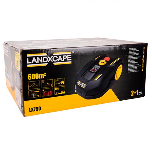 роботизированная газонокосилка Worx Landscape Lx790 отзывы