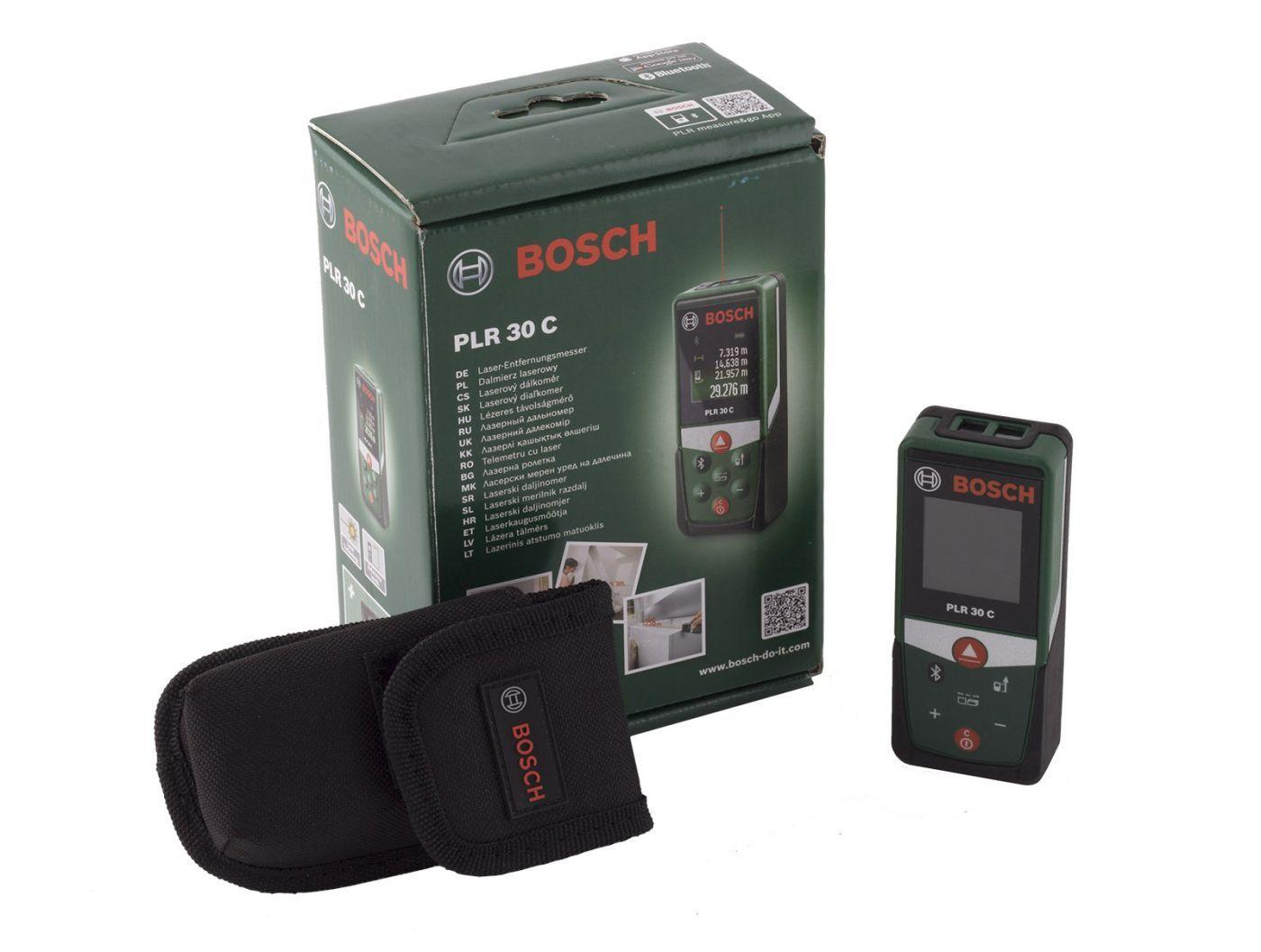 Laser Entfernungsmesser Plr 30 C : Laser entfernungsmesser plr c bosch tests infos